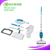 the new cheap mini steam cleaner for home As Seen On TV,2015 New Model Square and Triangle Head Steam Mop With Good Quality