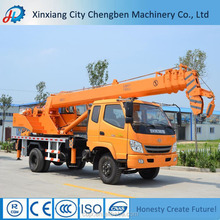 PERFECT TELESCOPIC BOOM 8 TON MOBILE CRANE SMALL
