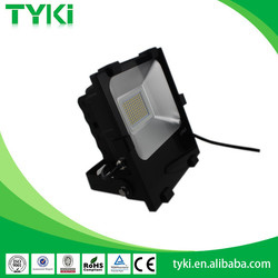 Hot sales high quality 100w led flood 70w with Meanwell driver and DLC certificate