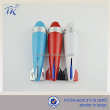 Specialized Child Design Cheap Plastic Toy Missile Pen