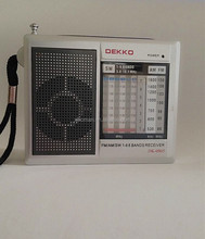 DK - 0905 portable(Inner / Outer door) Style all band radio receiver