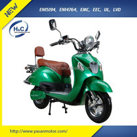 1500W Motor Economic electric scooter EEC scooter