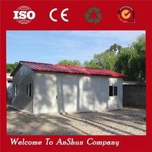 easy-assemble living papua new guinea pupular prefab house low cost housing