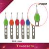 specialized in mini eyelash tweezers