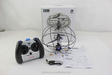 777-285 2012 New Flying Ball 3.5ch IR Rc Helicopter with camera