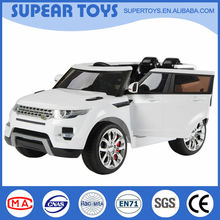 Cool appearance and special craft two seat pedal car