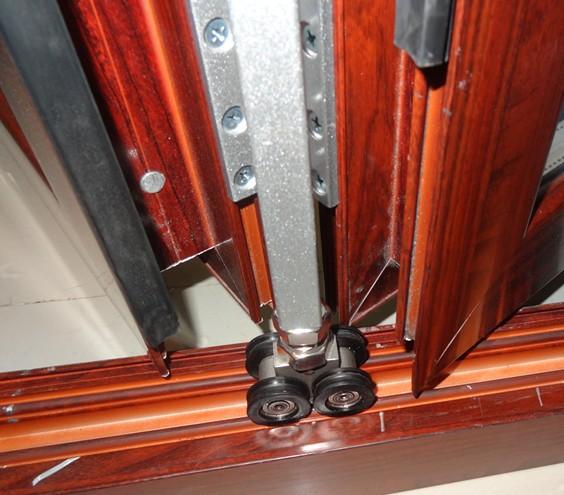 Plegable de aluminio puertas plegable precio de la puerta - Precio puertas plegables ...