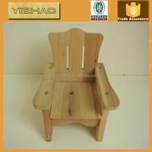 China Supplier Wholesale dark wood home made Antique modern folding pratical cheap Decoration Chair