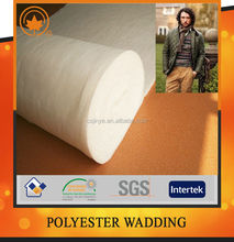 Good quality wadding material with Oeko-Tex 100