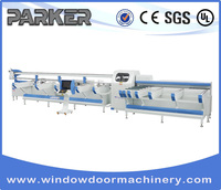 Automatic Aluminum UPVC Section Cutting Machine For Window and Door