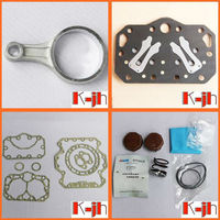 bitzer air compressor connecting rod alibaba China,4Tfcy auto spare part valve plate and Songzhi after service shaft seal