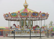 2015 wonderful experience top quality outdoor and indoor 3-24 seats carousel for sale
