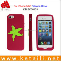 Hotest silicone case for cell phone channel