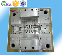 customized plastic injection molding cost
