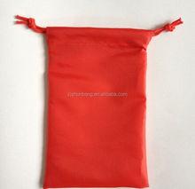 2015 cheap polyester drawstring sport bag/ promo polyester drawstring sport bags/ natural straw bags