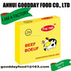 10g low price of halal spices and seasonings beef boeuf flavouring cooking cubes