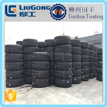 High quality truck tyre 215 75 17.5 for liugong ZL50C wheel loader