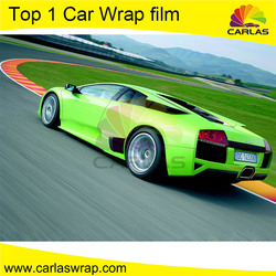 Carlas Guangzhou Accessories Car Protection Film /PVC Film Adhesive /3M Car Wrapping Vinyl