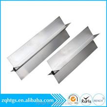 X shape Aluminum quadrangle pipe for convetion heating element
