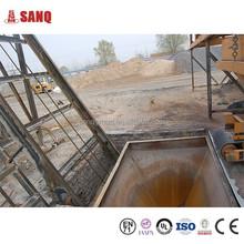 Construction Machinery 25m3 Concrete Batching Plant price
