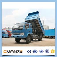 China dongfeng 3 ton capacity 4 wheel 4x4 mini trucks china
