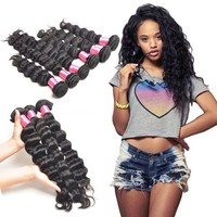 100% Deep Curl Braiding Human Hair Braiding Hair 8Inch Deep Wave Human Hair For Braiding