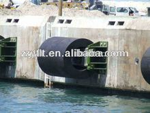 cylindrical type marine dock ruber fender