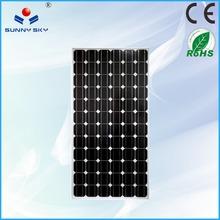 High power high quality long life 200 watt solar panel making machine in china TYM200