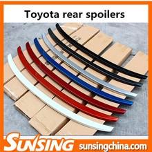 racing rear spoiler OEM tuning scirocco auto spoiler for car toyota carbon fiber spoiler