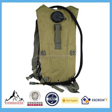 Hot Selling Outdoor Backpack Water Bag Pouch Carrier Bag For Climbing