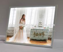 25 X 25 LED marco de fotos para el regalo de boda