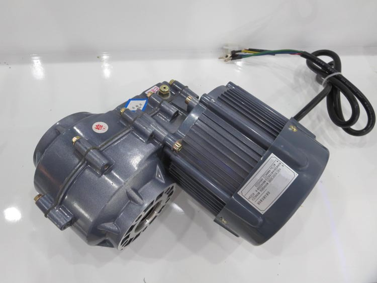 high speed high torque dc motor bldc servo geared motor for tricycle 500w