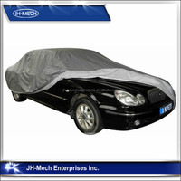 thick peva+pp cotton padded heat protection, rain proof hot sale full car cover