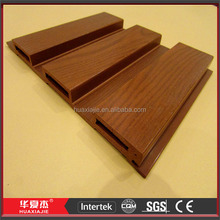Decorative Durable WPC Wall Sidings For Club