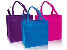 Hot sale Customized non woven bag shopping tote bag