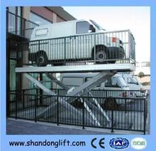 hydraulic car lift launch