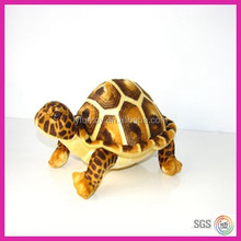 promotional customized stuffed plush sea turtle toy