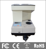 popular automatic coin counting machine digital coin counter