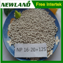 Compound fertilizer NPK16-20+12S