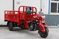Chinese three wheel largo cargo motorcycle/tricycle