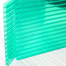 8mm sells well building material double UV Coating Polycarbonate Sheet Roofing