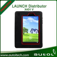 [LAUNCH Distributor] Original New Arrivals Launch X431 5C(X431 5 v) Wifi/ Bluetooth Tablet Full System Launch mini pad 3