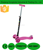 mini scooter for kids 3 wheel kick scooter 2 wheels front height ajustable HDL-717B