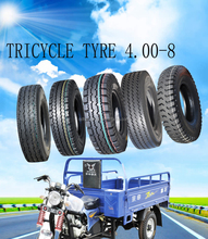 HIGH PERFORMANCE THREE WHEEL TYRE TRICYCLE TYRE4.00-8