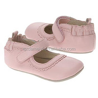 Girls Fashion Shoes Welcome OEM High Quality Leather DH15