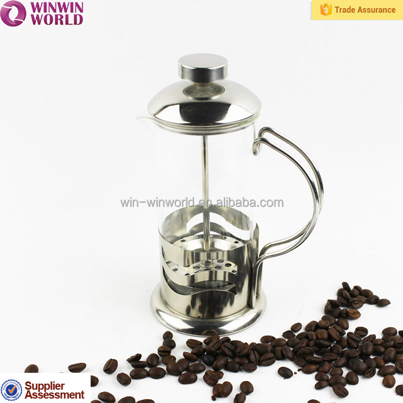 High End French Press Coffee Maker : High Quality French Press/coffee Plunger Maker - Buy Coffee Plunger And Maker,French Press ...