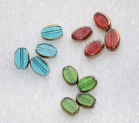 new custom design oval shape 8*11mm sew on crystal stone items for international clothing decoration