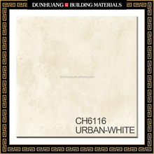 Glazed first choice glazed porcelain floor Urban CH6116 white