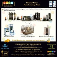Top Notch Highly Experienced Suppliers of Machines for Production of Natural Mineral Water k85