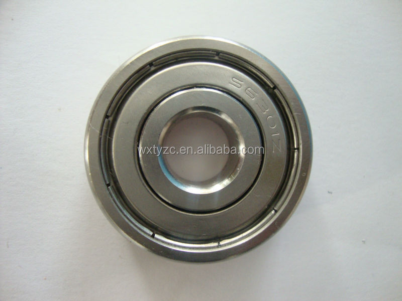 Ceramic bearings/Stainless steel bearings/Plastic bearings